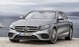 Mercedes-Benz E-Class เจเนอเรชั่นใหม่เผยภาพคันจริงแล้ว