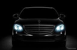 Mercedes-Benz เผยทีเซอร์ E-Class โฉมใหม่ผ่านเฟซบุ๊คแล้ว