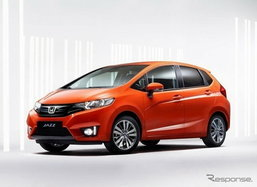 Honda Jazz ใหม่ ขึ้นแท่นรถเล็กปลอดภัยที่สุดจาก Euro NCAP