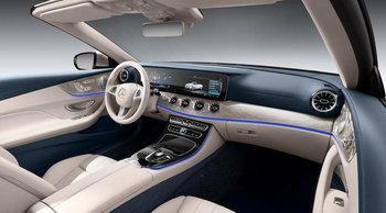 Mercedes-Benz E-Class Cabriolet 2017