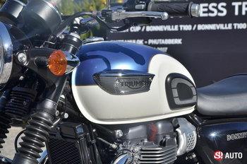 Triumph Street Cup/Bonneville T100