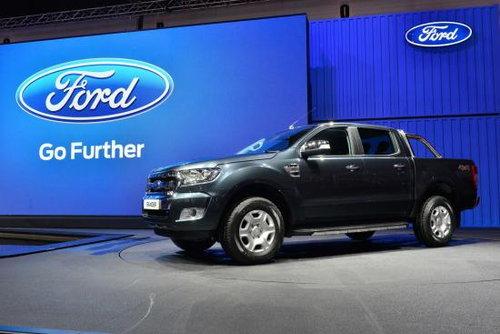 Ford renger new