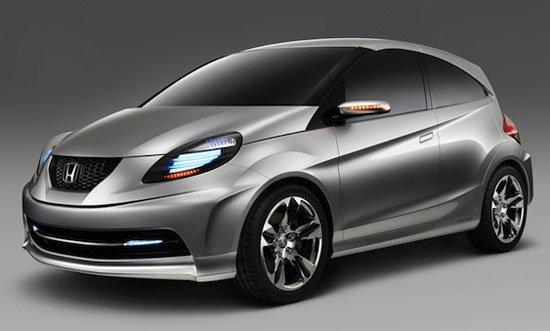 Honda New Small Concept รถเล็ก Ecocar