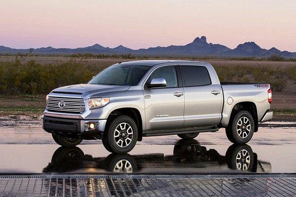 2014 Toyota Tundra  มาแล้วพี่ชายว่าที่  Vigo  ใหม่