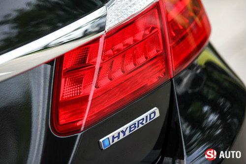 รีวิว 'Honda Accord Hybrid TECH' ล้ำเหนือขั้น ประหยัดเหนือชั้น