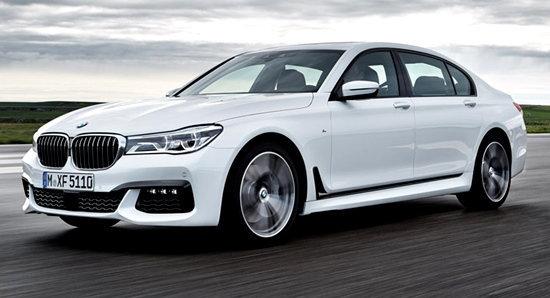 ราคารถใหม่ BMW ในตลาดรถยนต์ประจำเดือนมีนาคม 2559