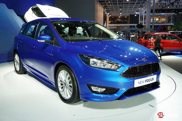 รถใหม่ Ford ในงาน Motor Show 2016