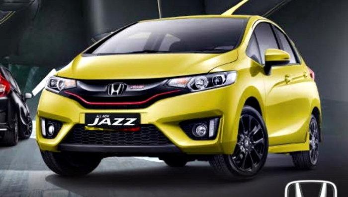 Honda Jazz RS Special Edition ใหม่ เปิดตัวอย่างเป็นทางการที่อินโดฯ