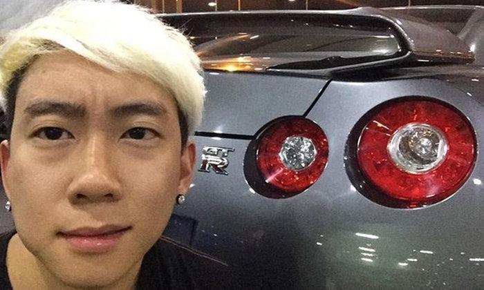 ยลโฉม Nissan GT-R ของหนุ่ม 'เบนซ์ เรซซิ่ง' มูลค่าเฉียด 10 ล้าน