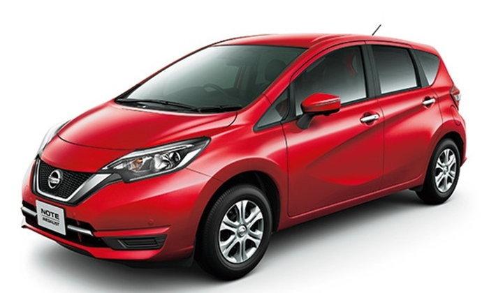 2017 Nissan Note ใหม่ เคาะวันเปิดตัวในไทย 17 ม.ค.นี้