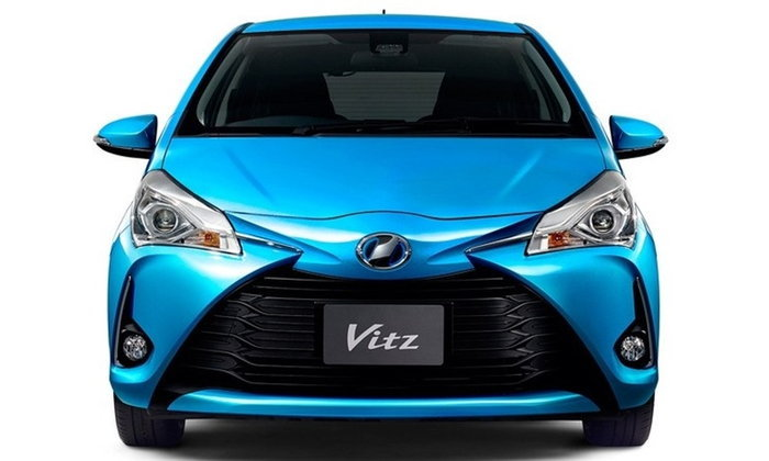 Toyota VITZ ปรับปรุงใหม่ ครั้งแรกกับเครื่องยนต์ Hybrid