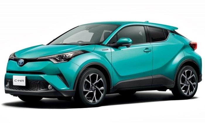 Toyota C-HR ยอดจองสั่งซื้อ 48,000 คันใน 1 เดือน สูงกว่าเป้าถึง 8 เท่า