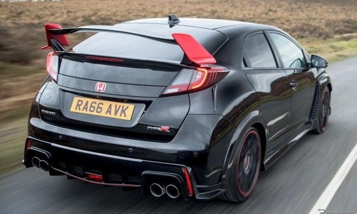 Honda ประกาศหยุดผลิต Honda CIVIC Type R รุ่นปัจจุบัน