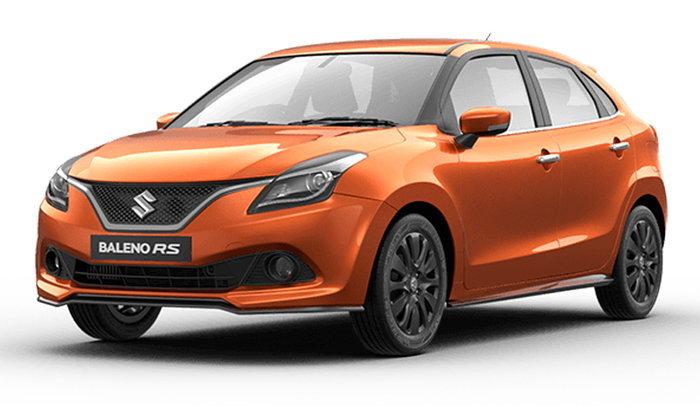 Suzuki Baleno RS ใหม่ ขุมพลังเทอร์โบ 1.0 ลิตรเตรียมวางขายที่อินเดีย