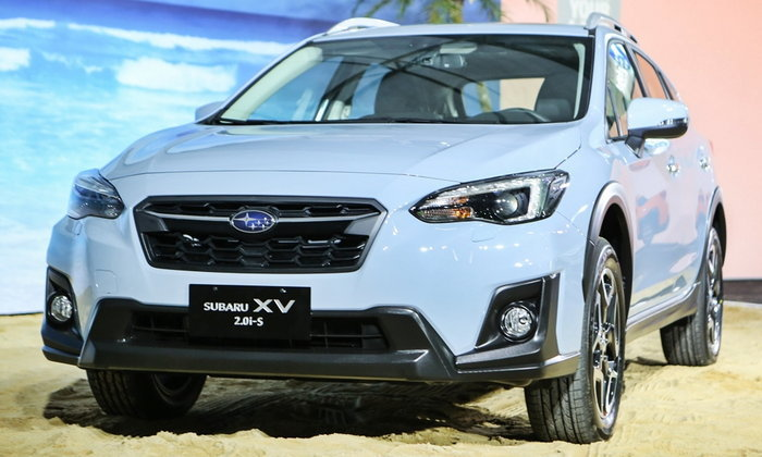 All-new Subaru XV 2017 เจเนอเรชั่นใหม่เปิดตัวแล้วที่ไต้หวัน