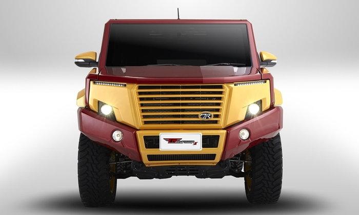 ราคารถใหม่ Thairung ในตลาดรถยนต์ประจำเดือนเมษายน 2560