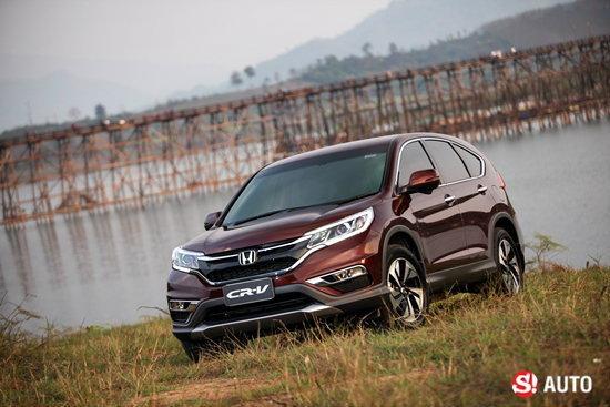 รีวิว Honda CR-V ไมเนอร์เชนจ์ใหม่ มาดหรูขึ้นกว่าเดิม