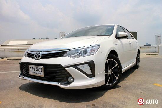 รีวิว Toyota Camry 2.0 G Extremo ไมเนอร์เชนจ์ใหม่ เปลี่ยนเกินความคาดหมาย