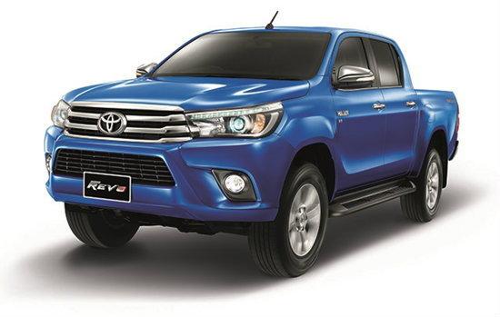 ราคารถใหม่ Toyota ในตลาดรถประจำเดือนมิถุนายน 2558