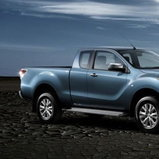 2012 Mazda BT50 Freestyle Cab