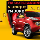 Nissan Juke Color Studio