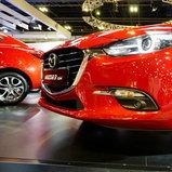 2017 Mazda3 ไมเนอร์เชนจ์