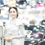 พริตตี้ชุดไทย-Motor Expo 2016