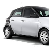 Smart ForTwo/ForFour Pure