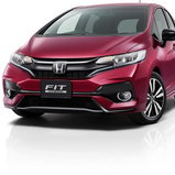 Honda Fit 2017 ไมเนอร์เชนจ์