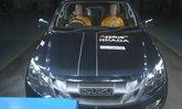 เปิดภาพทดสอบชน Isuzu Dmax  ดูชัดๆจาก Euro N-Cap