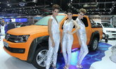 พริตตี้ VOLKSWAGEN Motor Expo 2012
