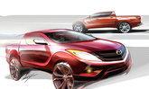 มาสด้าเตรียมอวด New Mazda BT-50 มั่นใจโดดเด่นเหนือคู่แข่ง