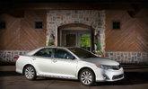Toyota  ตีท้ายครัว ฮุนได  Camry ซิวรางวัลรถยอดเยี่ยมแห่งปี