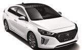 Hyundai IONIQ ขุมพลังไฮบริดเสียบปลั๊กและไฟฟ้าล้วน เตรียมเปิดตัวครั้งแรกที่เจนีวา