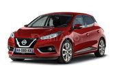เผยภาพ Nissan Micra/March โมเดลเชนจ์ใหม่-ปรับหรูขึ้นผิดตา