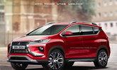 ว้าว! Mitsubishi XM คันจริงอาจมีหน้าตาแบบนี้