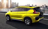 Mitsubishi XM Concept เผยโฉมคันจริงที่อินโดนีเซียมอเตอร์โชว์ 2016