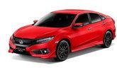 Honda Civic Modulo พร้อมตัวถังสีแดงให้เลือกที่ฟิลิปปินส์