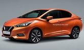 ภาพร่าง 2017 Nissan Almera ใหม่ ปรับดีไซน์โฉบเฉี่ยวยิ่งขึ้น