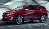 เผยโฉม 2018 Chevrolet Equinox ใหม่ มีลุ้นเข้าไทยแทน Captiva