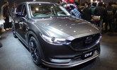 Mazda CX-5 ใหม่ ถูกนำมาแต่งซิ่งในงานโตเกียว ออร์โต้ซาลอน 2017