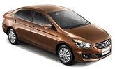 ราคารถใหม่ Suzuki ในตลาดรถยนต์ประจำเดือนกุมภาพันธ์ 2560