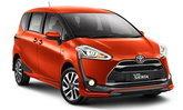 ราคารถใหม่ Toyota ในตลาดรถประจำเดือนมีนาคม 2560