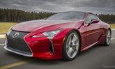 Lexus LC คว้ารางวัล Production Car Design ในงานเจนิวามอเตอร์โชว์ 2017