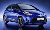 Toyota Yaris 2017 ไมเนอร์เชนจ์ใหม่เผยโฉมแล้วที่ยุโรป