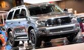 Toyota SEQUOIA SUV รุ่นใหญ่ ปรับโฉมใหม่รุ่นปี 2018