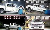 เปิดผลทดสอบชน! ′กระบะ′ รุ่นไหนปลอดภัยสุด !!!