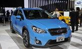 2016 Subaru XV ไมเนอร์เชนจ์ใหม่เผยโฉมในงาน Tokyo Motor Show 2015