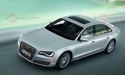 MTM Audi A8L รีดแรงม้าถึง 300 ตัว