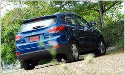 Hyundai Tucson Diesel : ลดความหรู ชูความประหยัด